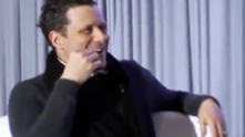 In one of our most star-struck interviews to date, G&F meets with lrager-than-life designer Isaac Mizrahi as he launches his spring collection for Liz Claiborne. We do some colormath and learn how boredom is the driving force in his designs. Watch the exclusive G&F interview.