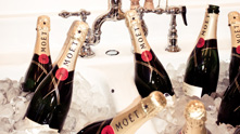 We love love! To celebrate V-Day, we invited our closest friends to toast to that 4-letter word. Thanks to The Entertaining Company, Moet & Chandon and Christine Noelle Design.