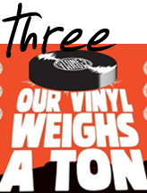 datebook_our vinyl weighs a ton