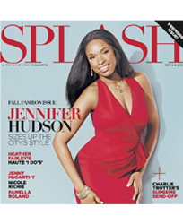 Jennifer Hudson Splash