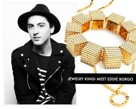 EDDIE BORGO GLOSSED & FOUND