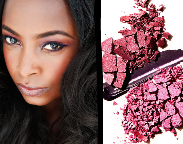 Fall Beauty How-To: Diana Ross Mod Cat Eye