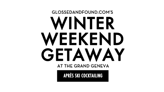 Winter Weekend Getaway: Après Ski