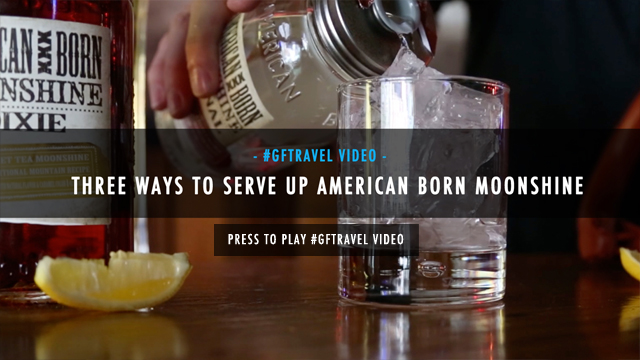 #GFTravel Nashville: American Born Moonshine