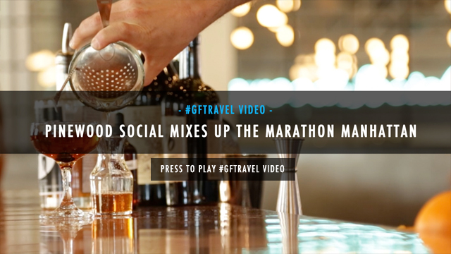 #GFTravel Nashville: Pinewood Social