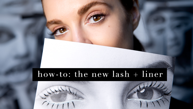 G&F Beauty How-To: The New Lash + Liner