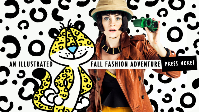 Wild Fall Fashions!