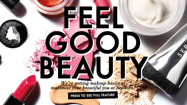 Ready. Set. Beautify.