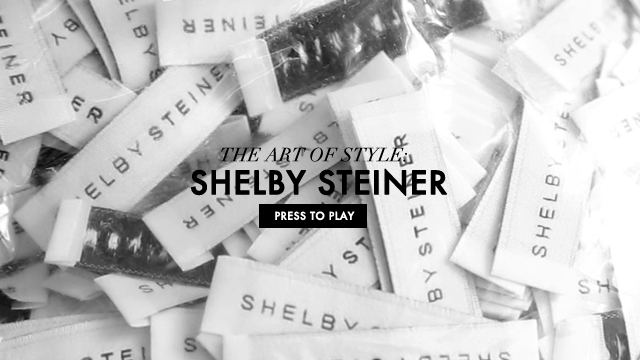 The Art of Style: Shelby Steiner