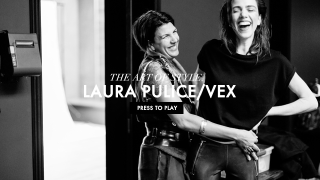 The Art of Style: Laura Pulice of Vex