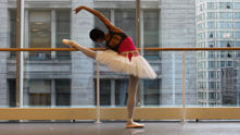 Meet Jeraldine Mendoza, the prima ballerina who is about to take center stage in the first ever production of Swan Lake by award winning Chicago-based ballet company, the Joffrey. Inspired by Edgar Degas, the ballet-within-a-ballet combines classical elements with a modern vision and a touch of fantasy—and of course!—breathtaking choreography. Jeraldine embodies the grace and beauty of a world-class ballerina, but doesn't let her unique personality and style disappear into the wings. She has caught the attention of the public eye as a recipient of the pretigious Leonore Annenberg Fellowship Fund and you can even keep up with her adventures through her blog, A Window Seat View: Fly With Me. What's more feel good and beautiful than following your dreams? Jeraldine dishes about her career in dance: the feel good beauty moments of movement and finally performing the role of her dreams.