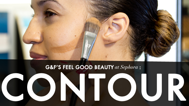FEEL GOOD BEAUTY: Contour