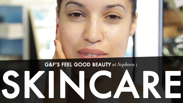 FEEL GOOD BEAUTY: Skincare