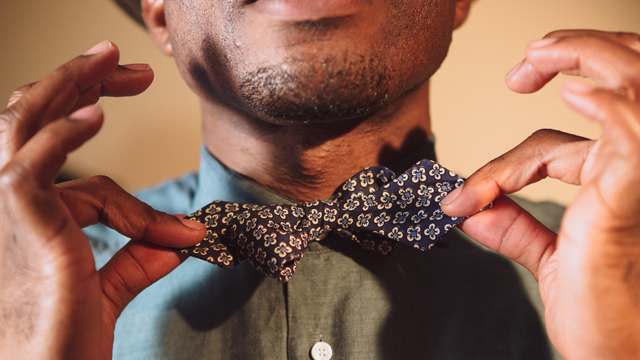 G&F Men's How To: Bow Tie
