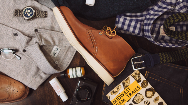 G&F Men's How To: Packing