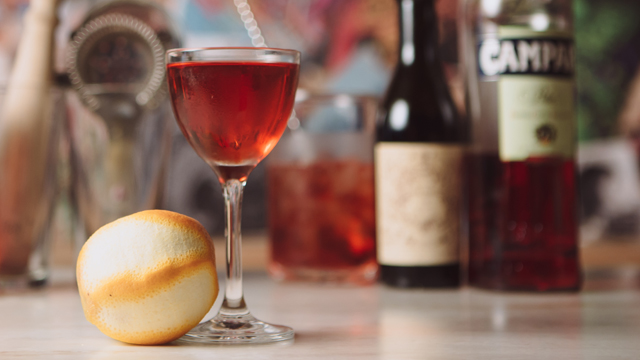 G&F Men's How To: The Boulevardier