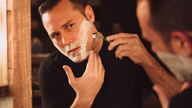 G&F Men's How To: Shave