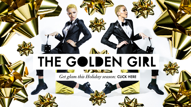 Glam'd up! G&F Holiday is on!