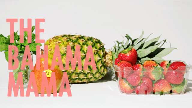 Let's Get Juiced: The Bahama Mama