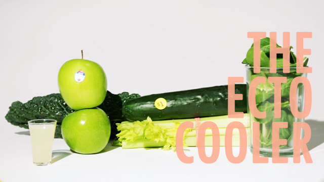 Let's Get Juiced: The Ecto Cooler