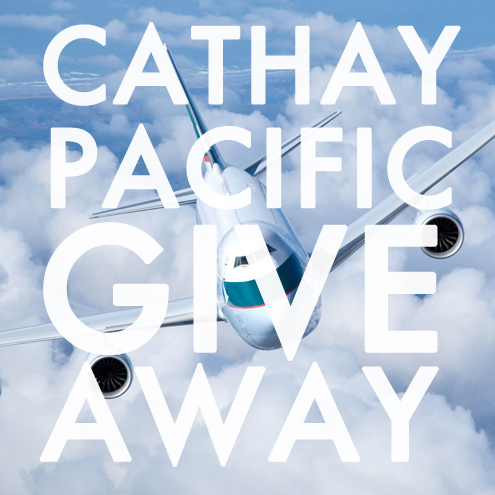 FB_Cathay Pacific Giveaway