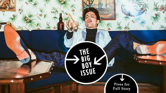 Rock Out! Men's Fashion Issue