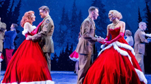 Want to see the magic of the Holidays come to life on the Drury Lane stage? Enter Irving Berlin's White Christmas. Directed by Drury Lane's Artistic Director William Osetek and choreographed by Matt Crowle, this holiday mainstay follows two former Army buddies turned Broadway stars who follow a pair of starlet sisters all the way to a Vermont inn, where they're set  to perform. From scenic design to creative costumes to explosive song and dance, Drury Lane's White Christmas will engulf you in this timeless holiday tale.  But behind all the sequins and falling snow—Yes! Lots of falling snow!—there's a whole lot more to this joyful production. Christmas nostalgia abounds with a stacked line-up of unforgettable tunes like Blue Skies, Count Your Blessings and, of course, White Christmas. And with every number, a more impressive and show-stopping dance comes with. We chatted with choreographer Matt Crowle about taking on this special production.