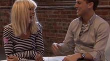 We go behind-the-scenes with Betsey Johnson at a benefit show in Boston. The ever-vivacious designer talks critics, cancer and connecting with women through fashion. Plus, it wouldn't be a Betsey Johnson interview without singing, tap dancing, and talk of that favorite show-closing cartwheel. Watch the exclusive G&F interview.