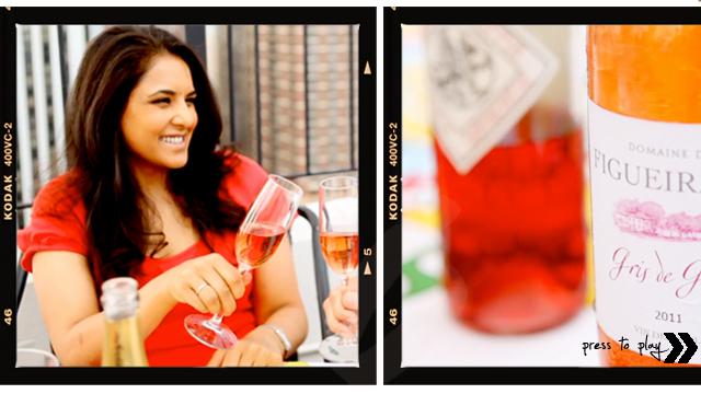 Think Pink! Alpana Singh uncorks Rosé