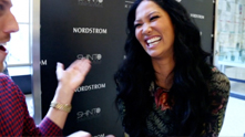 The Midwest meets high fashion in Kimora Lee Simmons, a St. Louis native who was modeling in Paris at age 13 and became the face of Chanel. Now a mother of three, though, she's got an anti-aging skincare line, Shinto Clinical, and lots of life experience to share. She drops some knowledge at Nordstrom's Cosmetics Trend Show. Watch the exclusive G&F interview.