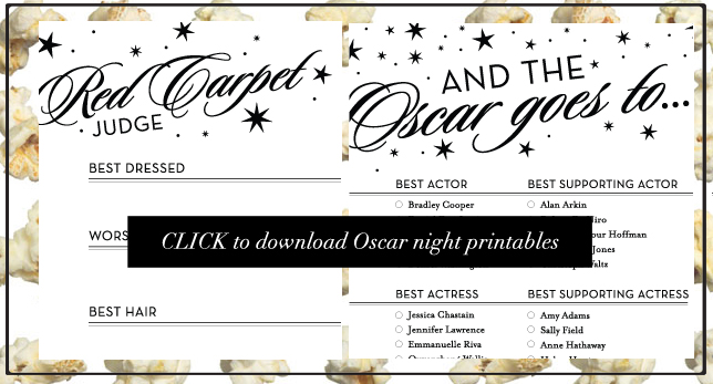 1_Downloadable Oscar Night Done Right with For Your Party