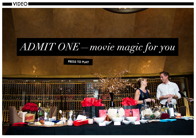 Oscar Night Done Right with For Your Party