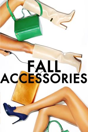 Fall Accessories Lookbook
