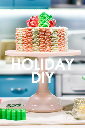 LOOKBOOK Holiday DIY