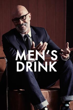 LOOKBOOK PHOTO_Men's Drink