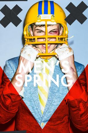 LOOKBOOK PHOTO_Men's Spring