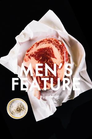 LOOKBOOK PHOTO_Men's feature