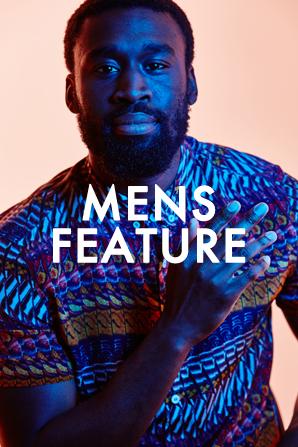 LOOKBOOK_Men's Feature