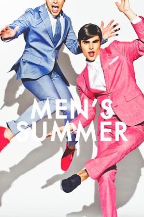 Mens summer