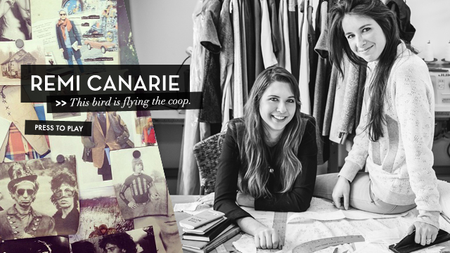 G&F loves Remi Canarie