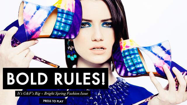 G&F Spring Fashion!