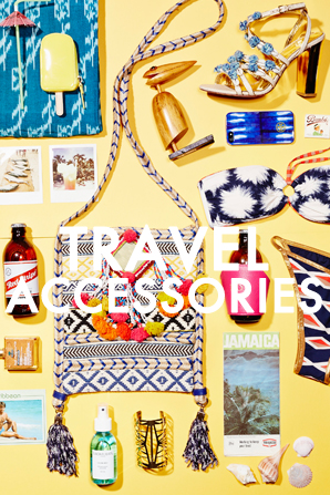 Travel Accessories Lookbook