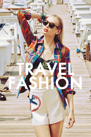 Travel Fashion Lookbook