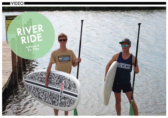 G&F TRAVEL SERIES: Paddle Boarding
