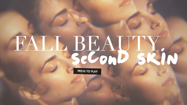 G&F Fall Beauty: Second Skin