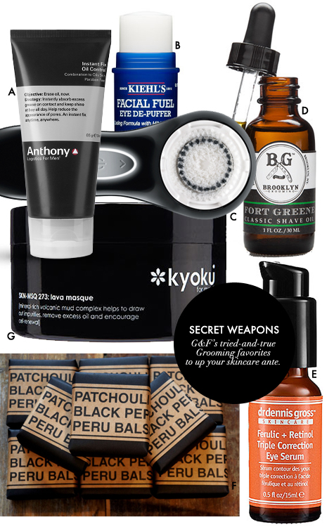 Glossed & Found Men's Grooming Fall