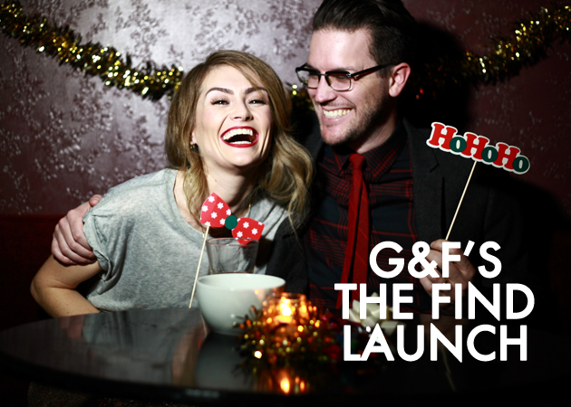 BEST OF_The Find launch
