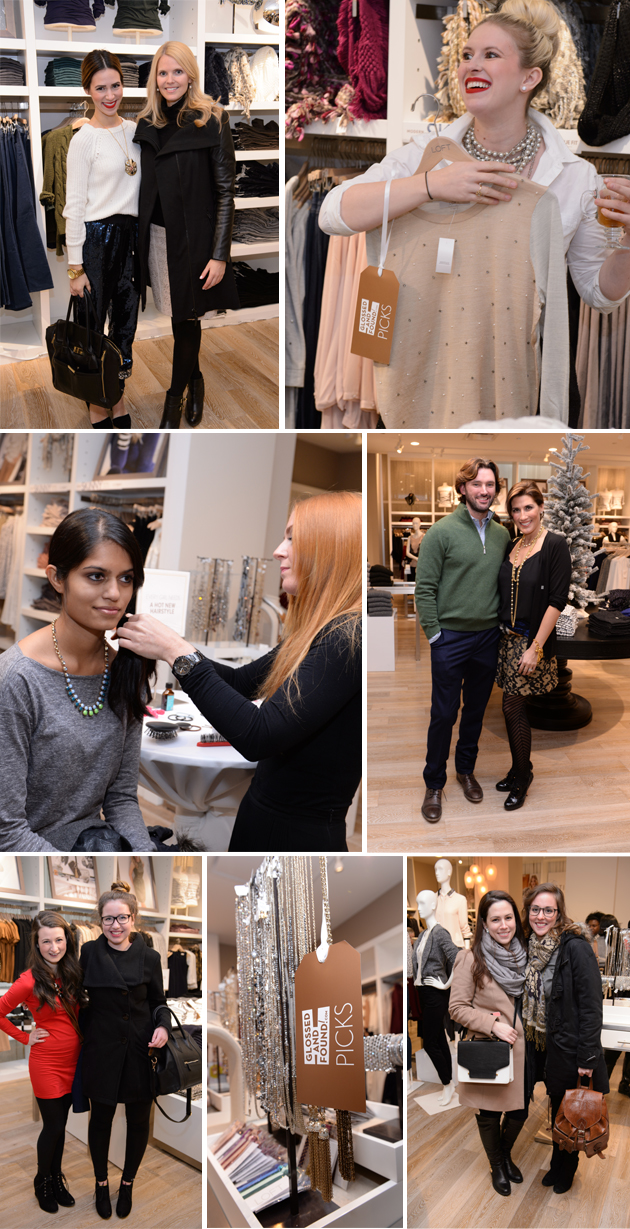 Found LOFT roosevelt collection grand opening
