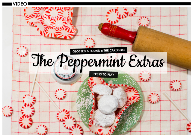 Holiday DIY: Peppermint Extras