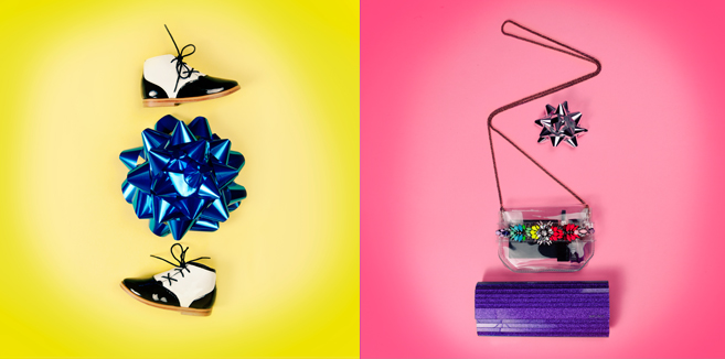 Glossed & Found Gift Guide_baby shoes and purses